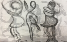 swinging-the-dance-mixed-media-on-tracing-paper-60x40cm